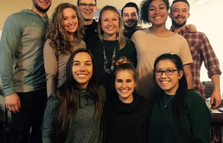 Colorado Christian University Students (Visiting 24th March to 1st April)
