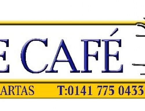 Dé Café, Monday 11th February