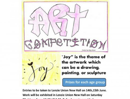Art Competition For Young People