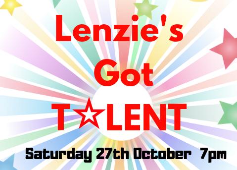 Lenzie's Got Talent