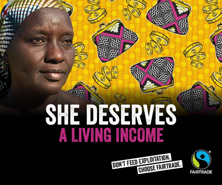 She deserves a living income