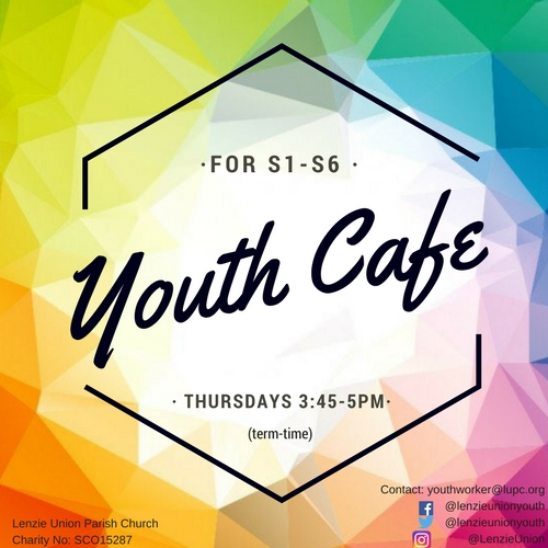 Youth Cafe (Term time)